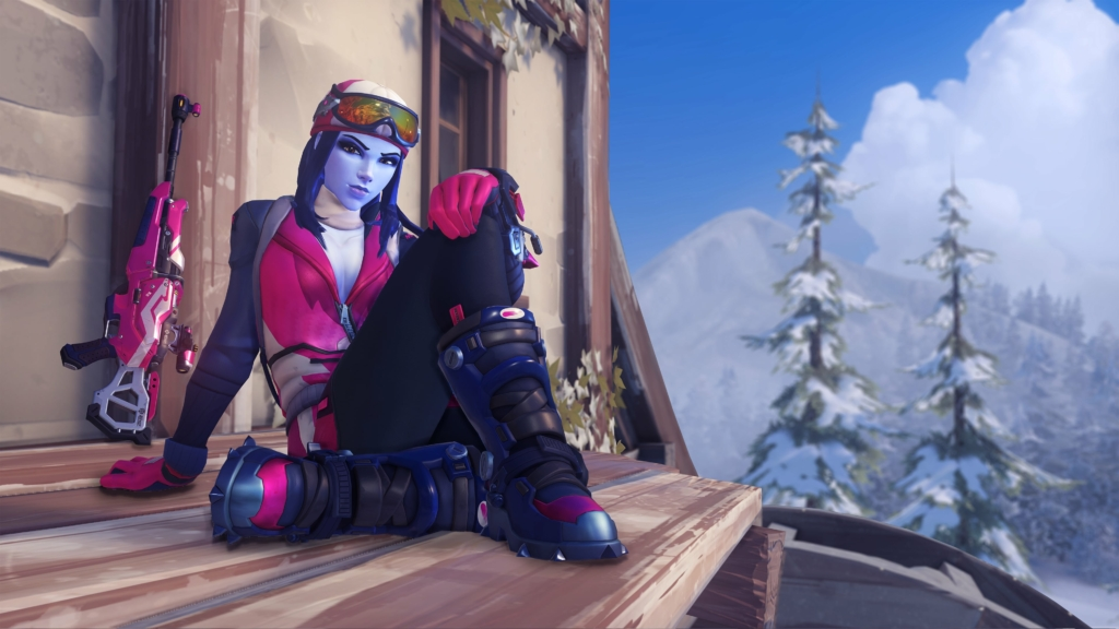 Biathlon Widowmaker