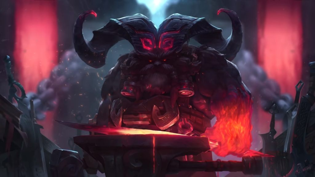 Ornn League of Legends Tier