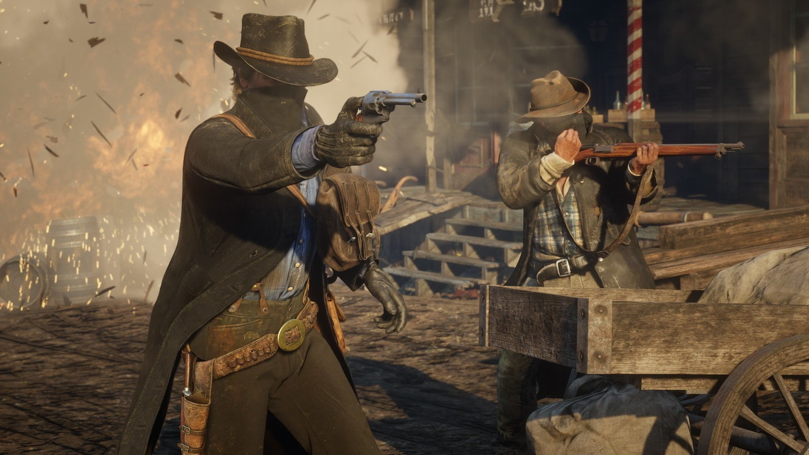 Bootleg Moonshine With An Angry Old Lady In Red Dead Online