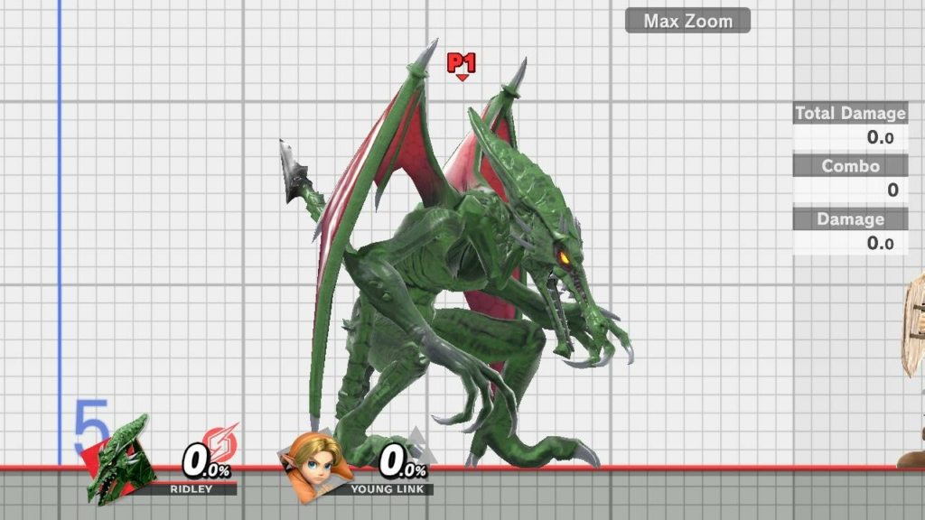Ridley Smash Ultimate