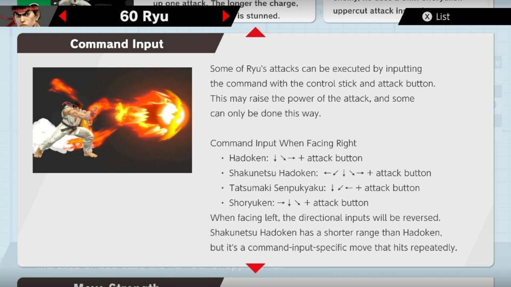 Smash Ultimate Ryu Ken Guide Moves Outfits Strengths Weaknesses