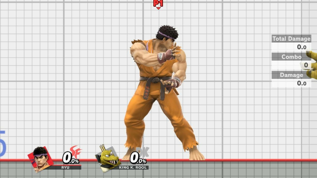 Ryu Smash Ultimate