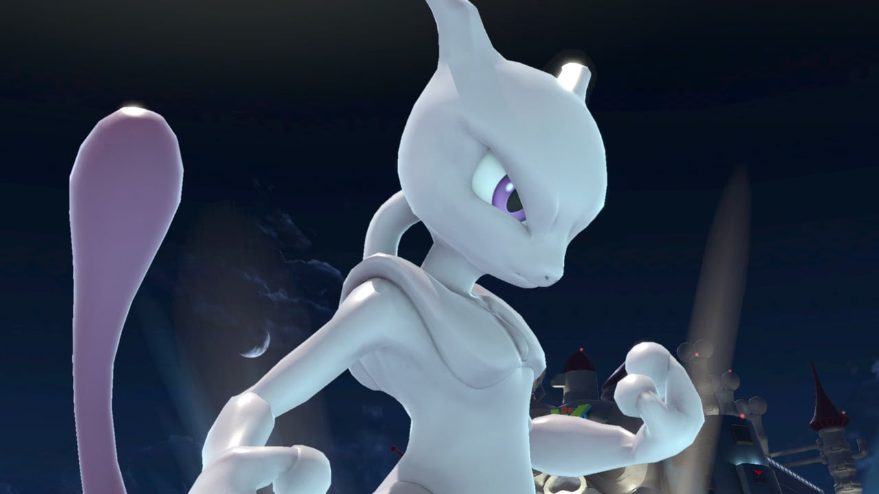 smash ultimate mewtwo