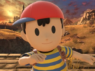 Smash Ultimate Ness