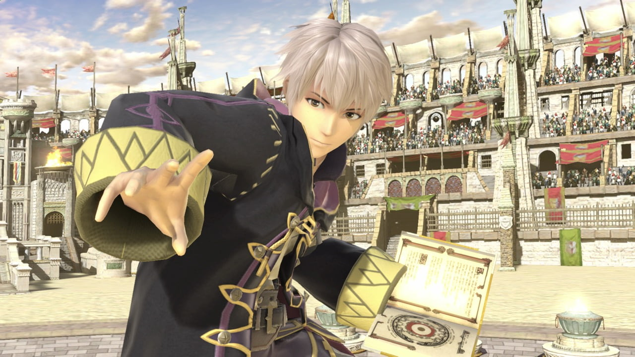 Smash Ultimate Robin Featured