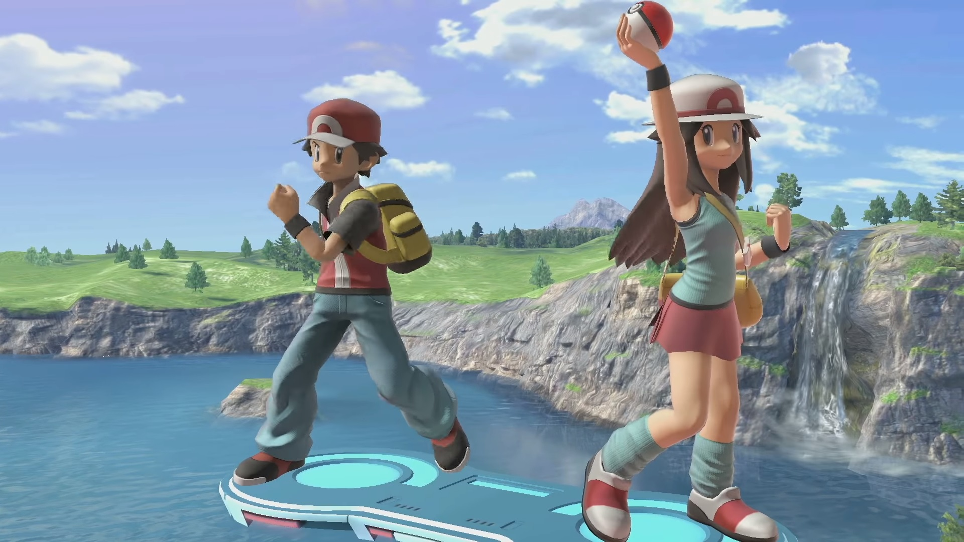 Smash Ultimate Pokemon Trainer Guide – Moves, Outfits