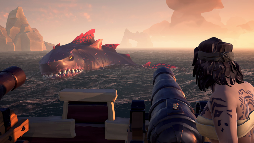 Sea of Thieves Megalodon