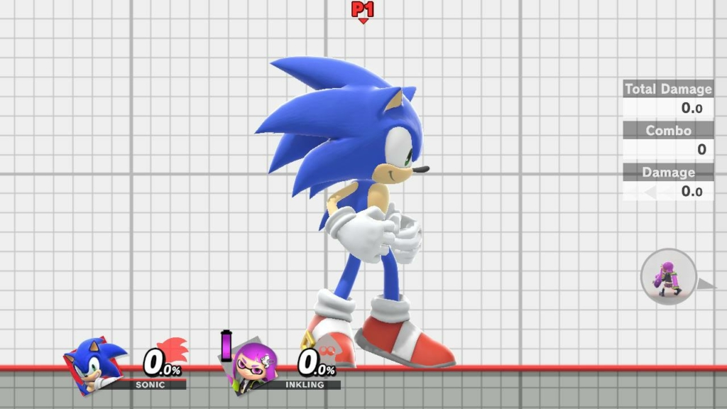 Smash Ultimate Sonic Guide Moves Outfits Strengths