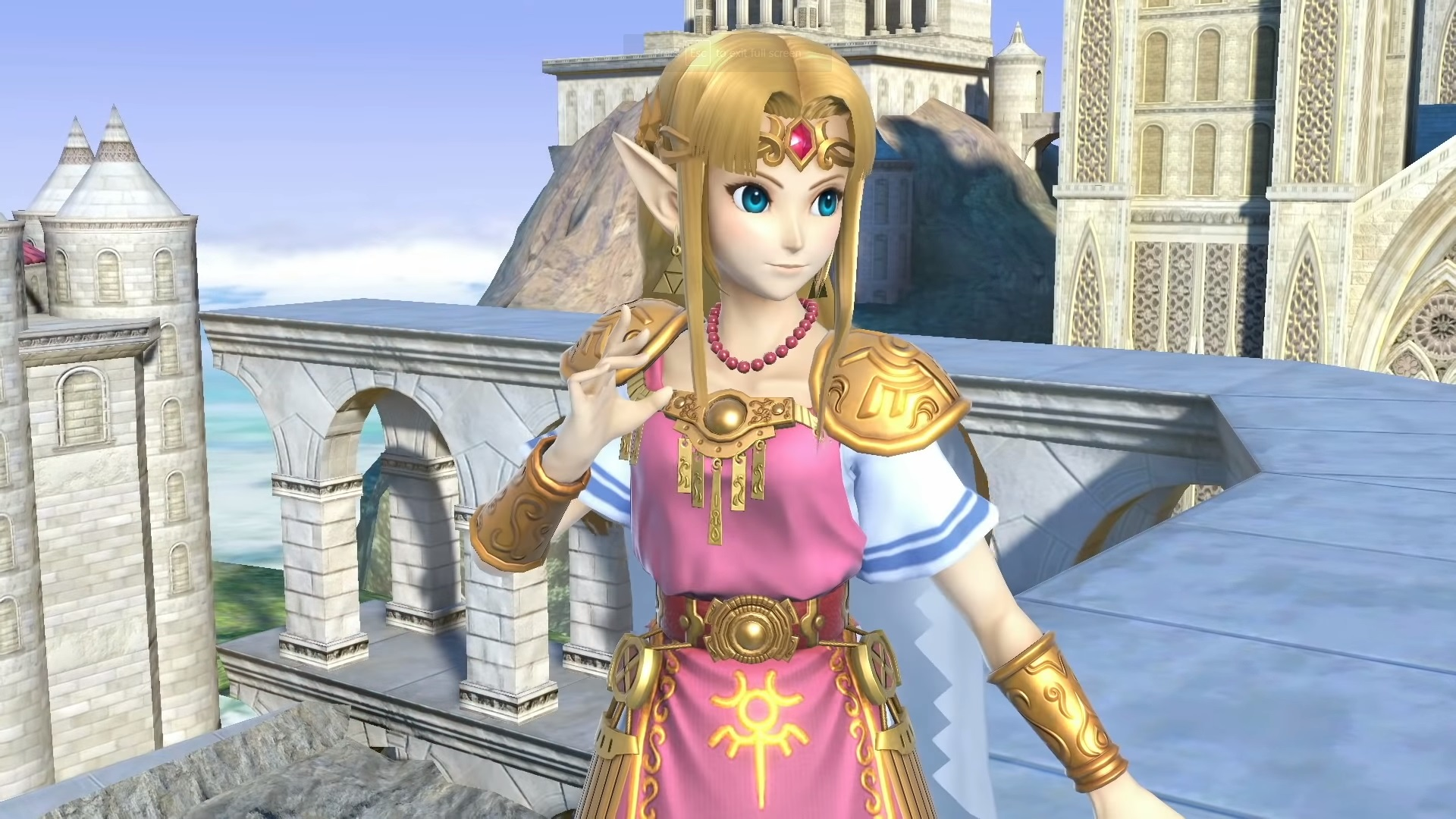 Zelda Smash Ultimate