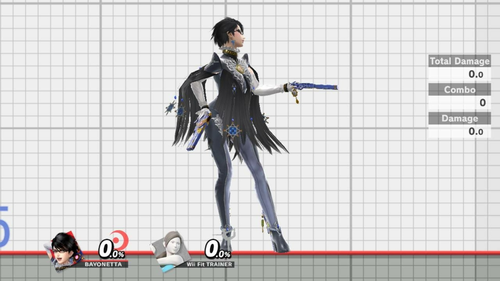 Bayonetta Smash Ultimate