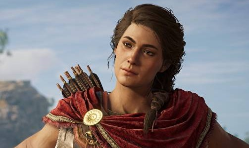kassandra assassin's creed odyssey