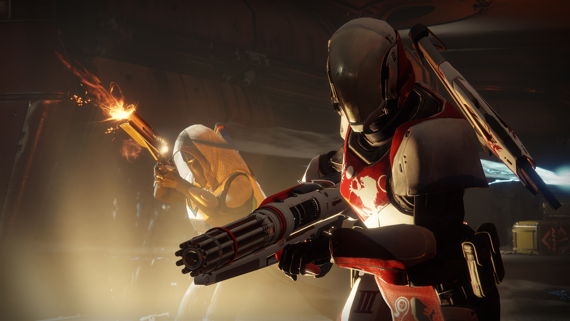 Destiny 2 Exotics All Kinetic Energy And Power Weapons