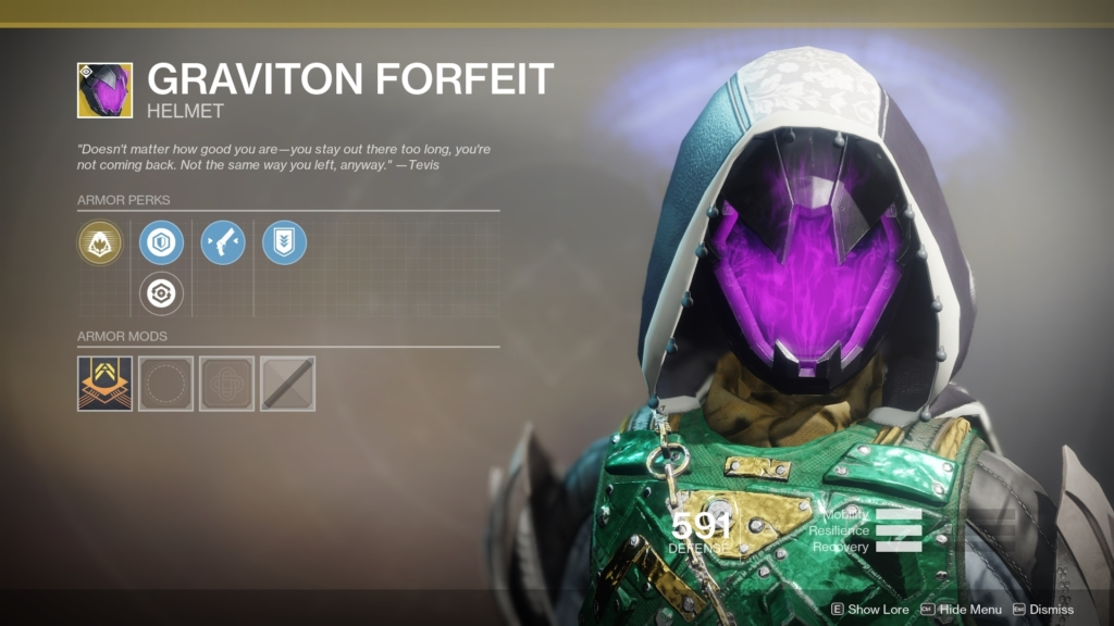 Destiny 2 Exotics: Titan, Hunter, & Warlock Armor