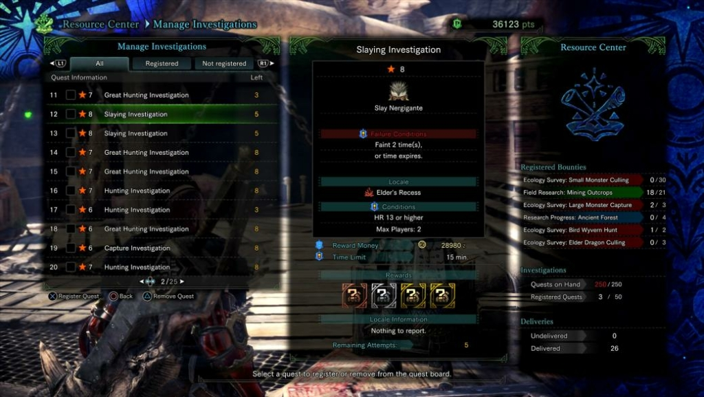 Monster Hunter Gem Farming