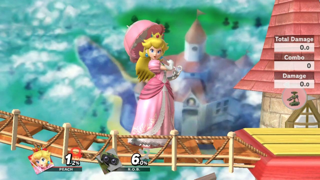 Smash Ultimate Peach & Daisy Guide - Moves, Outfits