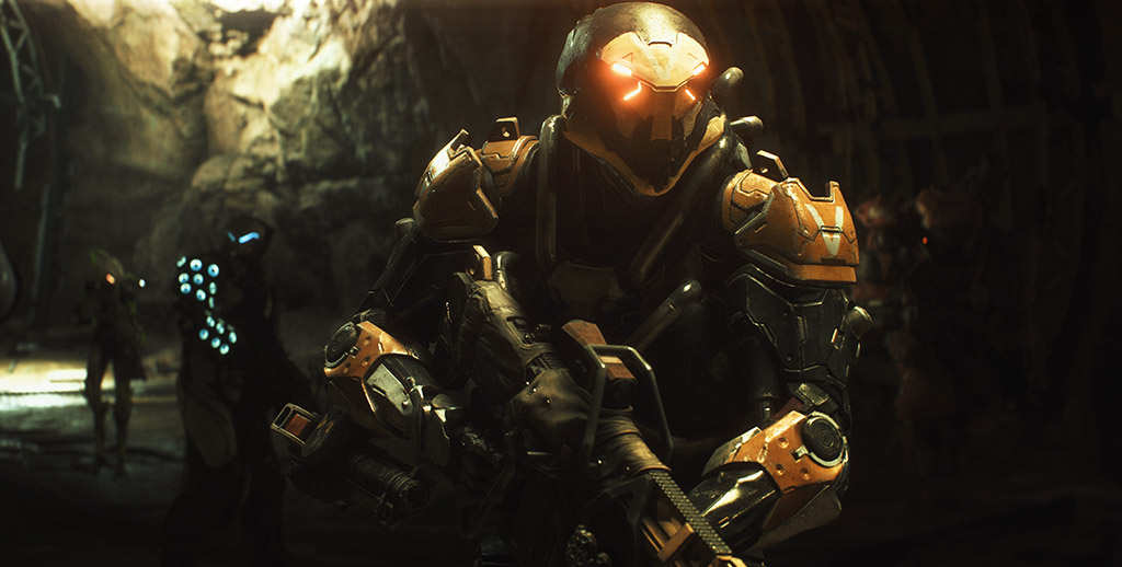Photo of Anthem Ranger Class Guide: Abilities, Grenades, Strengths