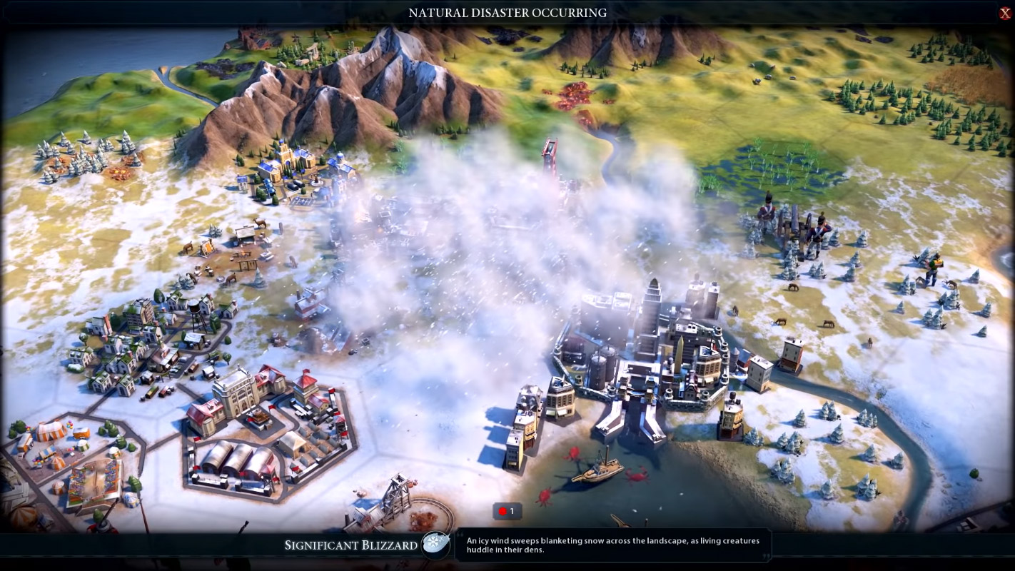 Photo of Civilization 6 Disasters Guide: Climate Change, Volcanoes, Droughts