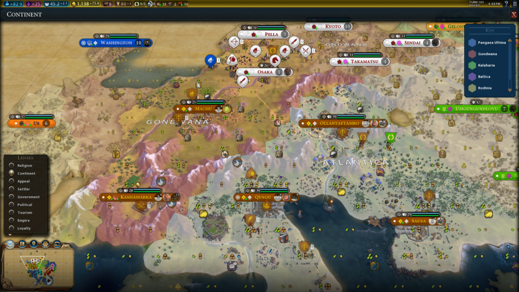 Civilization 6 Gathering Storm Makes Worlds Feel More Alive