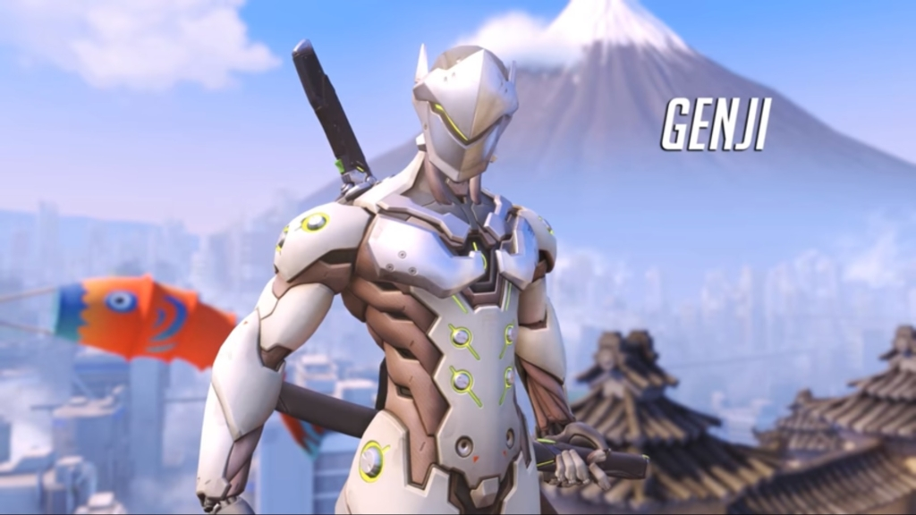 Overwatch Genji Gay