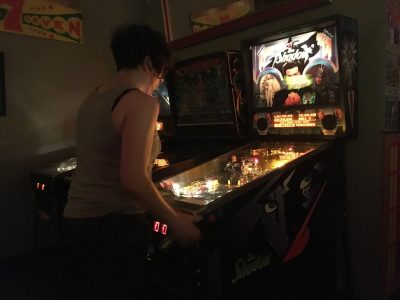 Pinball Women League