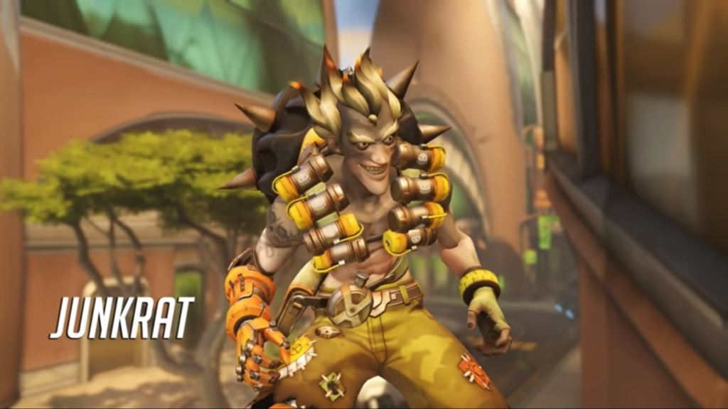 Overwatch Junkrat Gay