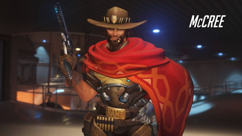 Overwatch McCree Gay