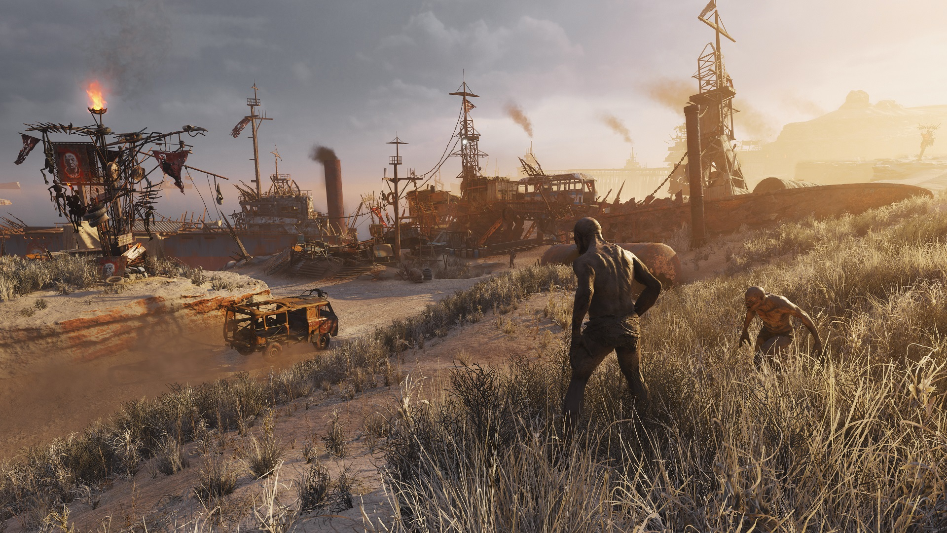 Photo of Metro Exodus Blends Old Action With New Open-World Freedom