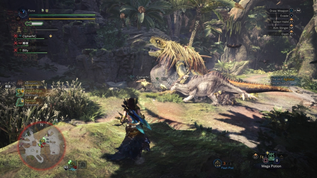 Monster Hunter Appreciation Fest