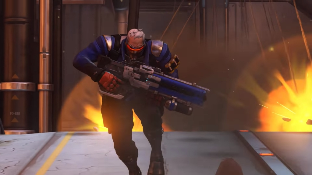 Soldier: 76 Is Gay, but Overwatch Still Makes Fans Work for