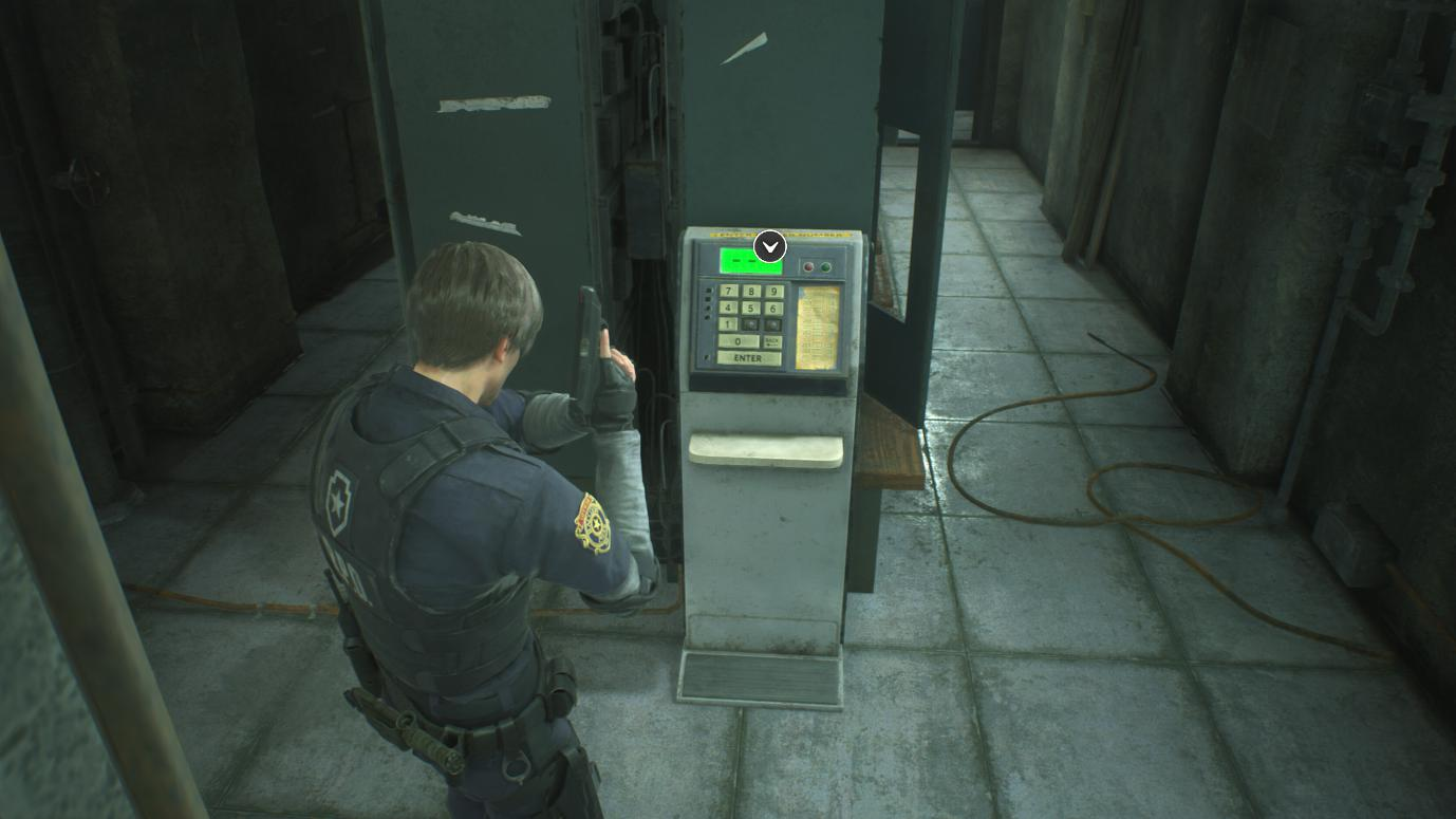Photo of Resident Evil 2 Portable Safe Guide – Safety Deposit Room Access
