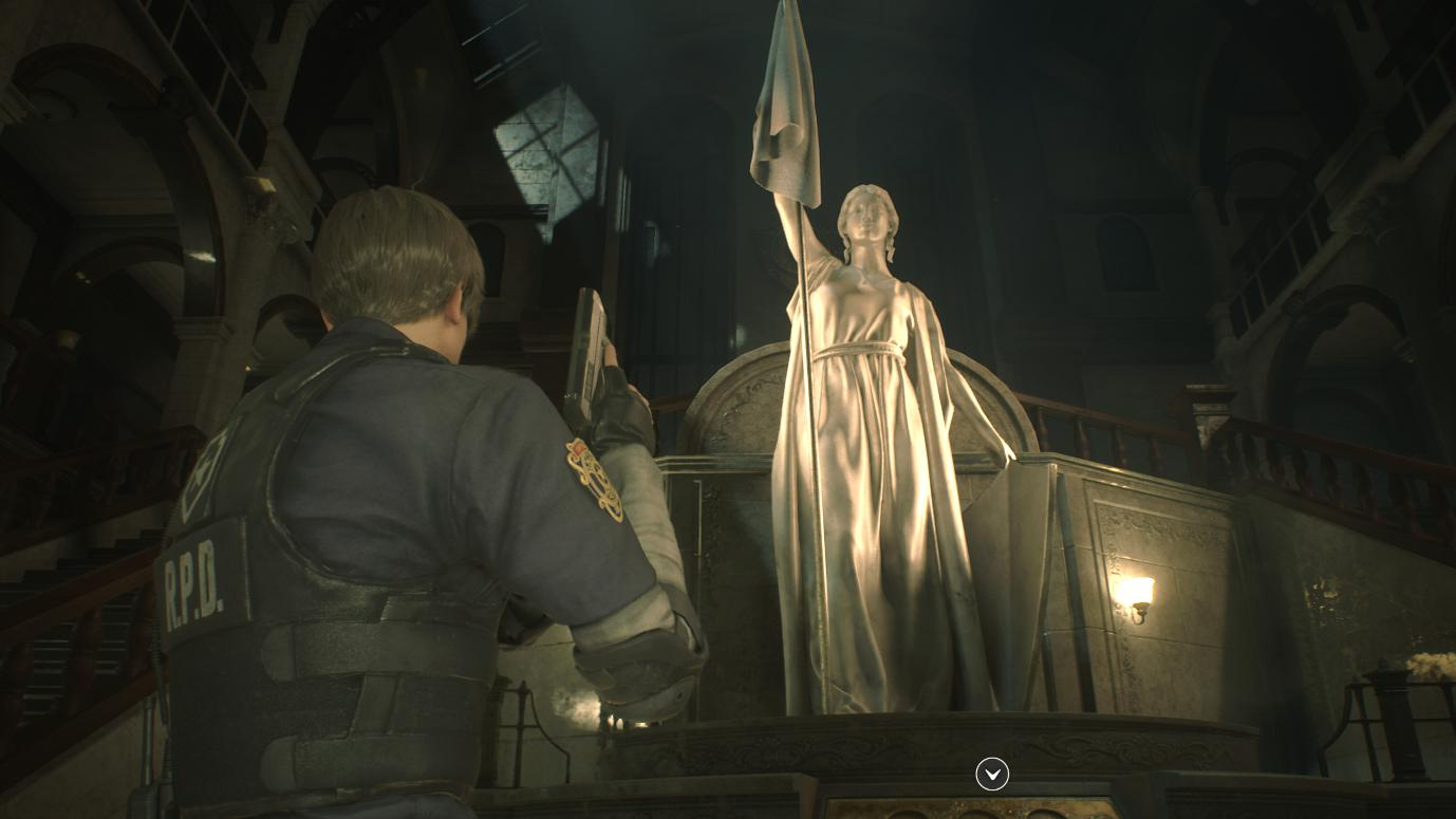Photo of Resident Evil 2 Medallion Guide – The Goddess Statue Puzzle