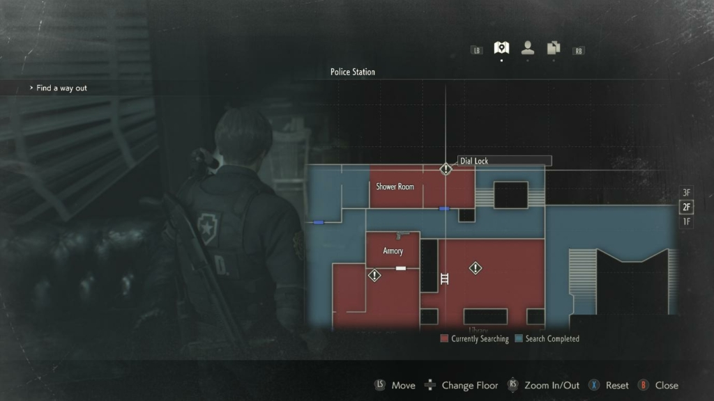 All Safe and Locker Combinations in Resident Evil 2