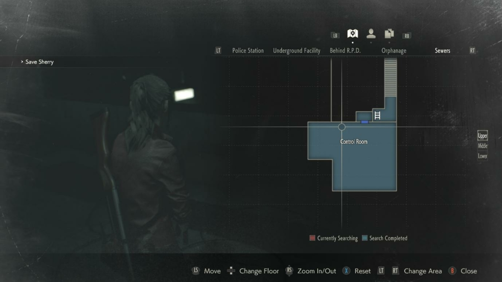 Resident Evil 2 Combinations