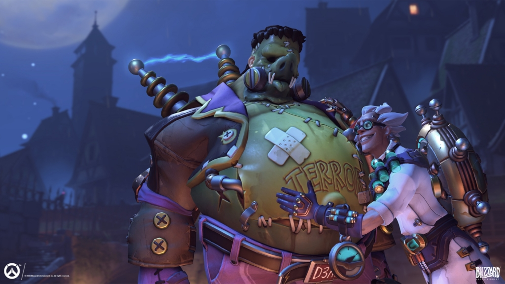 Overwatch Roadhog Gay