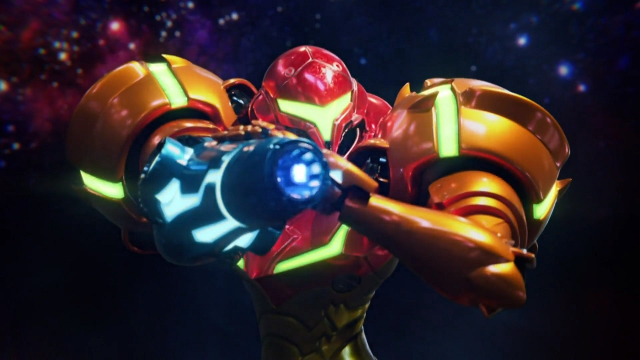Metroid Samus Remake