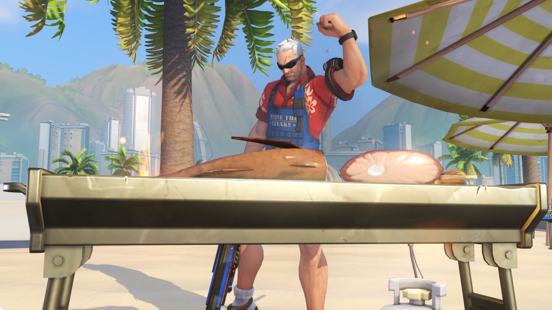 Soldier 76 Overwatch Gay