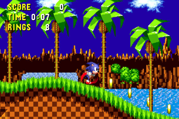 The Story of One YouTuber's Quest to Play Every Single Sonic
