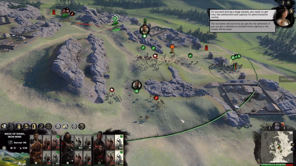 How Does Total War: Three Kingdoms Fare in the First 30 Turns?