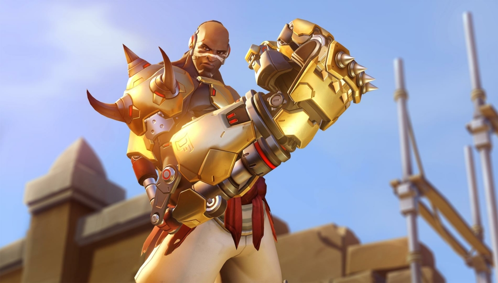 Overwatch Doomfist Gay