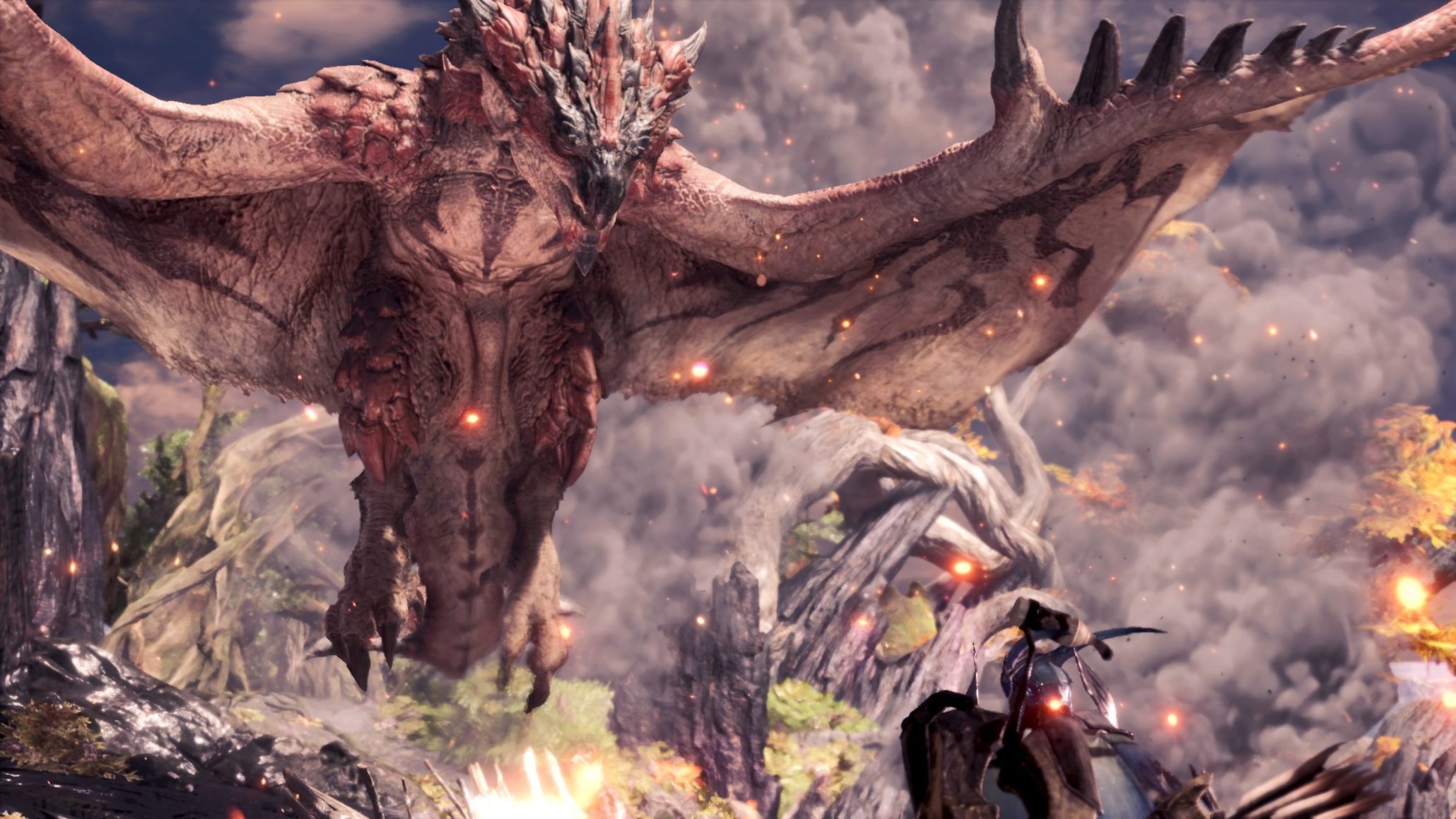 Monster Hunter World Rathalos