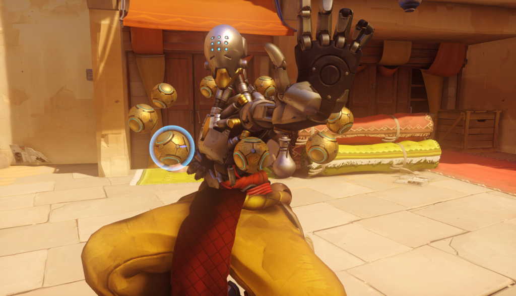 Overwatch Zenyatta Gay