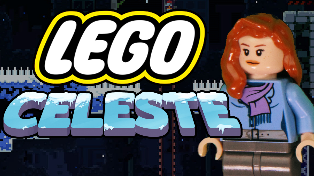 Photo of Air-dash Yourself Over Here to See Celeste in Glorious LEGO Form