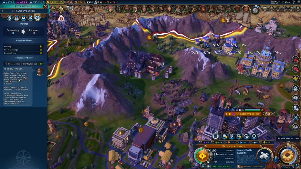 Civ 6 Power