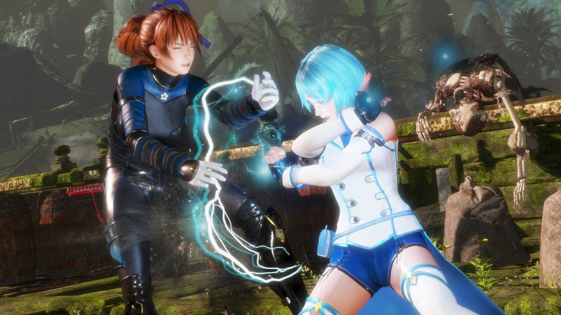 Dead or Alive 6 Review: Definitely Between Life and Death
