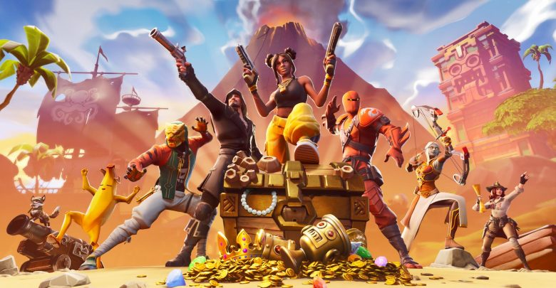 6cda158d9 It seems like only yesterday that Fortnite Battle Royale Season 7 crashed  its iceberg into the corner of our island (this is not a euphemism).