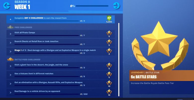 season 8 has arrived and as the swallows returned to capistrano so too have fornite battle pass challenge guides returned to fanbyte - fortnite new vehicle season 8
