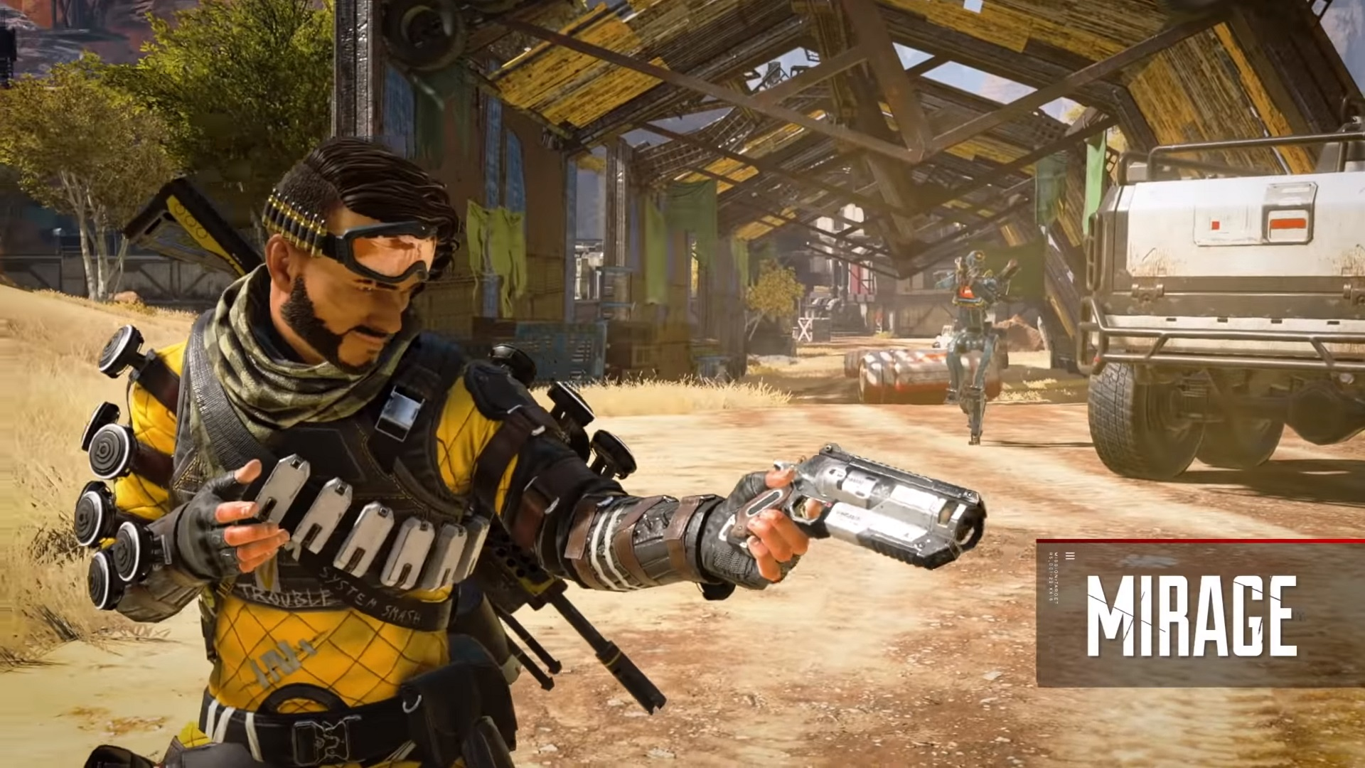 Photo of Apex Legends Mirage Class Guide – Abilities, Tips, Strengths