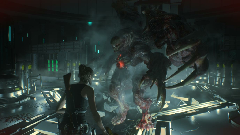 Resident Evil 2 G Guide How To Beat The Third Boss Fight G