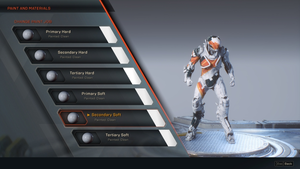 Anthem Ranger Event