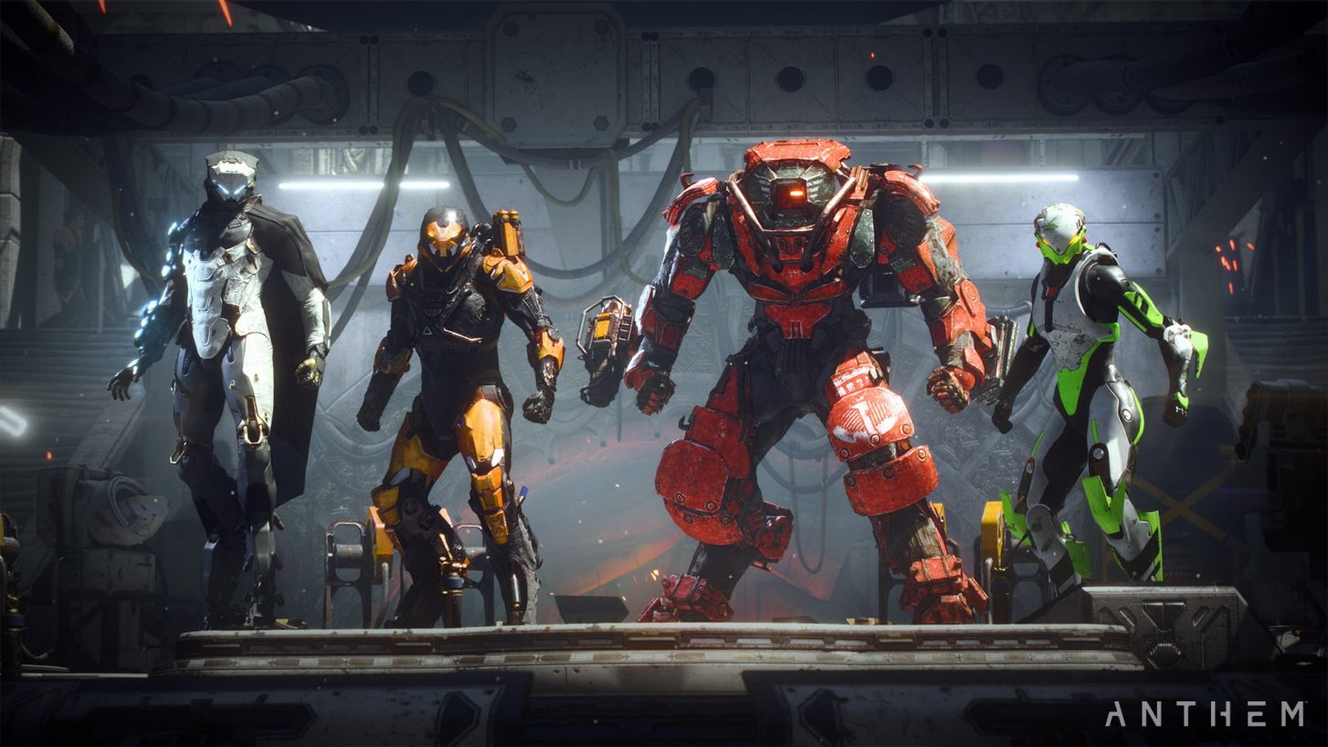 Photo of Anthem Heart of Rage Guide: Stronghold Walkthrough